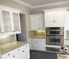 professional cabinet painting larson bros painting