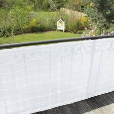 balkon sichtschutz kunststoff sichtschutzmatte kunststoff sunline satiniert balkonerlebnis de