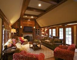 View Country Family Room Decor Color Ideas Cool Under Country - Country family room ideas