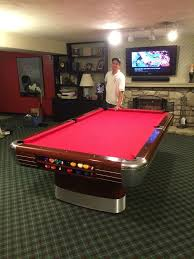 pool table corner castings 20 best brunswick pool tables images on pinterest