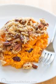 sweet potato casserole recipe natashaskitchen