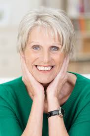 collections of short hairstyles over 50 year old woman cute
