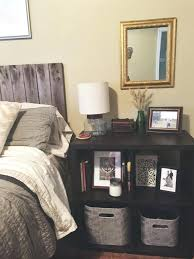 home interior ideas pictures gray wood nightstand ideas about gray nightstand on grey nightstands