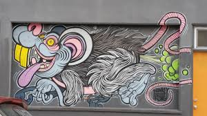 street art murals to explore in central san diego area arts a mural by honkey kong in east village courtesy photo