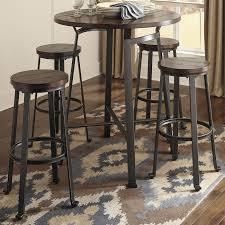 5 Piece Pub Table Set Pub Table Sets Pub Tables Nebraska Furniture Mart