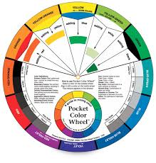 artist u0027s color wheel blick art materials