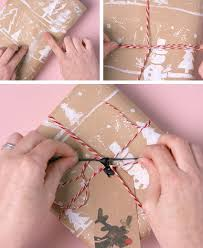how to print your own wrapping paper tags paperchase