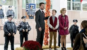 arrow stephen amell on oliver s as a thanksgiving