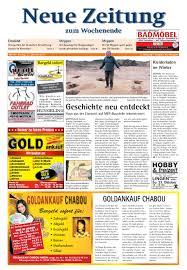Gebrauchte Einbauk Hen Neue Zeitung Ausgabe Meppen Kw 42 By Gerhard Verlag Gmbh Issuu