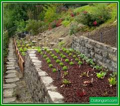 Sloping Backyard Landscaping Ideas Sloping Yard Landscaping Ideas U2013 Erikhansen Info