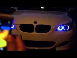 e60 m5 custom lights