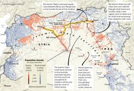 Maps Syria by Mosul Diaries Poisoned By Water