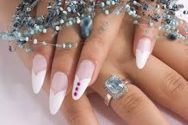 fingern gel design vorlagen künstliche spitze fingernägel