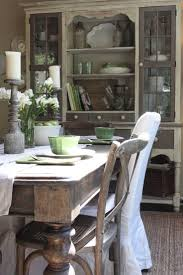 Distressed Dining Room Table by Dining Tables Gray Wash Dining Table Rustic Farmhouse Dining