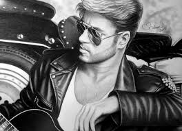drawing george michael my drawing collection pinterest