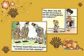 thanksgiving humor still learning something new