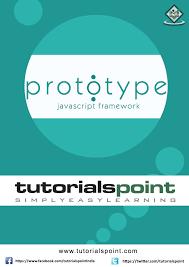 javascript tutorial pdf prototype tutorial in pdf