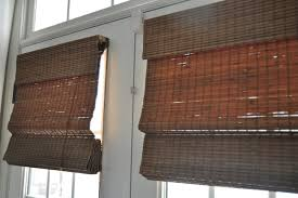 Bamboo Curtains For Windows Bungalow Blue Interiors Home