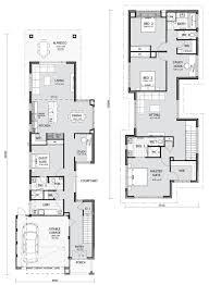 townhouse plans narrow lot floor plans narrow lot homes dayri me
