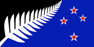 White Cross On Red Flag Your Nz Flag Choices Your Nz