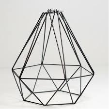 Wire Cage Light Black Diamond Cage Light Black Cage Light Cage Light