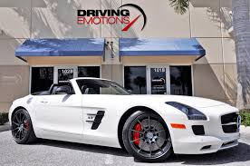mercedes 6 3 amg for sale 2014 mercedes sls amg gt roadster weistec supercharged sls