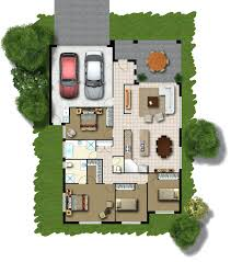 Queen Anne House Plans by 3d Floor Plans Architecture3d For Duplex Houses 2 Bedroom