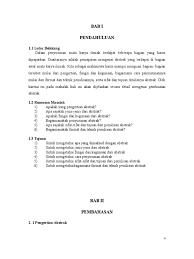 artikel format paper ilmiah makalah abstrak
