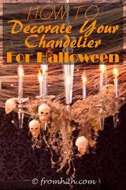 Halloween Chandeliers Halloween Chandeliers Halloween 80s Costumes