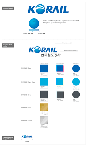 meaning of the color blue korail