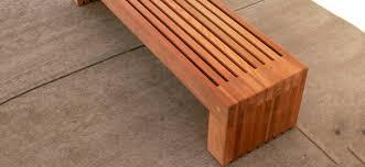 palisade bench