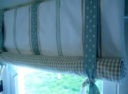 How To Make A Window by Grasshoppers Interiors How To Make A Rolled Up Blind