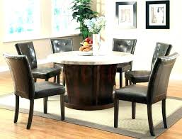 round dining table for 6 with leaf round dining table for 6 hangrofficial com