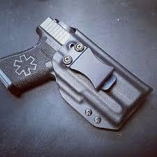 surefire light for glock 23 glock 19 23 32 with surefire xc1 xc 1 weapon light iwb kydex