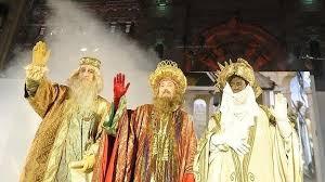 fotos reyes magos cabalgata madrid los reyes magos de la cabalgata de madrid serán actores y cobrarán