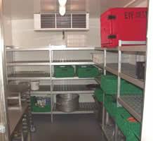 chambre froide professionnel photos du camion cuisine avec chambre froide everest