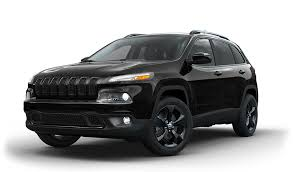 jeep cherokee black 2015 2016 jeep cherokee black edition