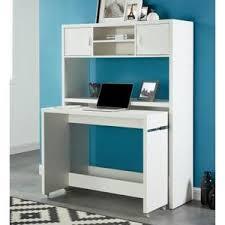 bureau console 2 tiroirs bureau console extensible work l98cm 2 tiroirs pas cher prix