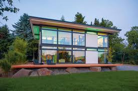 compact houses modular houses the the deschutes modular home model by discovery
