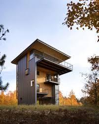 glen lake tower by balance associates architects michigan usa