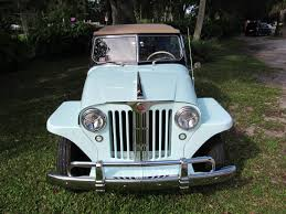 willys jeepster 1948 willys jeepster vintage motors of sarasota inc