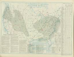 us weather map for april weather maps of the united states for mid to late april 1912 for
