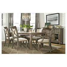 7 pc dining room set lark manor armoise 7 dining set reviews wayfair
