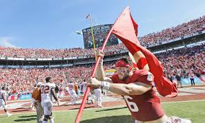 Ou Flag College Sports After Helping Ou Put Up Stats Not Seen In Showdown