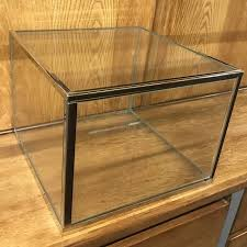 table top display cabinet chrome table top display cabinet at d and a binder shopfitting