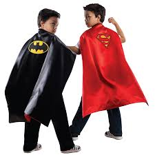Batman Penguin Halloween Costume Batman Superman Reversible Cape Toys Australia Join