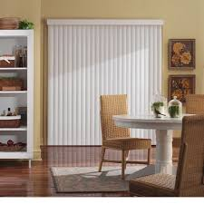 Blinds For Glass Sliding Doors by White Vertical Patio Door Blinds 15535618 Shopping Vertical