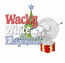 amazon com wacky white elephant holiday party gift exchange game