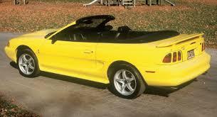 1998 convertible mustang 1998 ford mustang convertible quarto drives