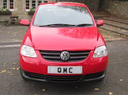 volkswagen fox 2006 volkswagen fox 1 2 3dr u2013 quarry motoring centre